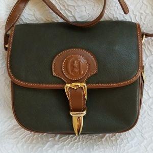Charles Hubert Leather Crossbody bag